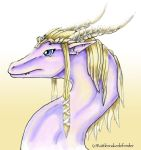 Princess Zelda Dragon by DragonCid
