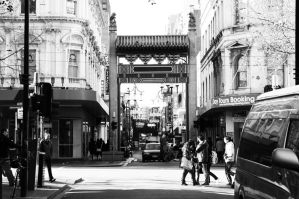 China Town by XMartini23