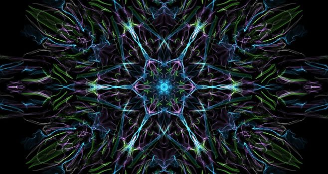 Another fractal by MorbidToaster