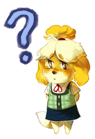 isabelle by tinydoodles