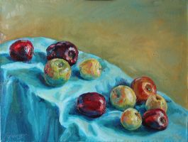 apples. 2012 by gerbrandt