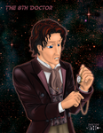 Time of the 8th Doctor by DuelistoftheRose