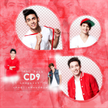 CD9 PNG Pack #2 by LoveEm08