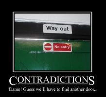 Contradictions by CrazyAce01