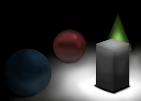 A Cuboid Among Spheres by Darktrified