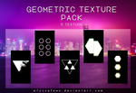 Geometric Texture Pack 1. by elyssafawn