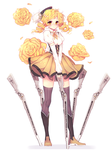 Mami Tomoe by CHARIKO