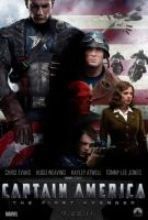 Captain America Movie Poster by Fly-Technique