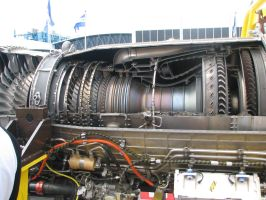 Jet Engine by Perrierwlime