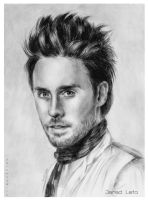 Jared Leto finished by psichodelicfruit