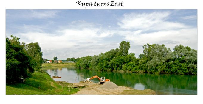 Kupa turns East by crotijak