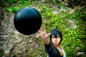 Zeref - Death Orb Unleashed by Hisui-Facist
