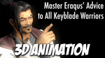 Master Eraqus' Advice to All Keyblade Warriors by MunirBinJulaihi