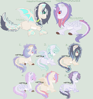 Rockette Breeding Results 4 :CLOSED: by HopeForTheFuture13