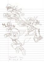 Playstation Move Heroes by CarlyChannel