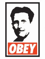 OBEY by skamparas