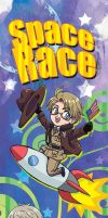 Hetalia: Space Race by LOOMcomics