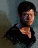 Daryl by jedwithcereal
