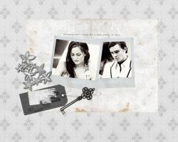 Vintage blair and chuck by x3escape