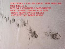 fallen angels and cowgirls ... :) by wantedredfox