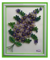 LILAC-quilling by One-Winged-angel-5