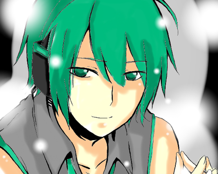 .::Mikuo::. by georgiap247