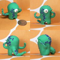 Thiago the Timid Monster by TimidMonsters