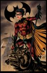 Commission: ROBIN _Tim Drake by johnbecaro