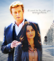 Everywhere - Jisbon (The Mentalist) by headbang1ngxx
