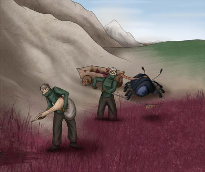 Bruisegrass farming for fun and profit by Valsalia
