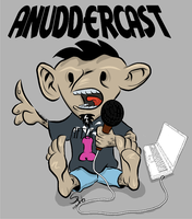 Anuddercast Chimp by ScruffyScribbler