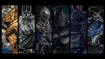 Dark Souls wallpaper by MenasLG