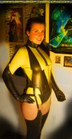 Silk Spectre - Laurie Jupiter by conventiongirls