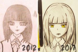 Draw it Again - Misao by TruiArts