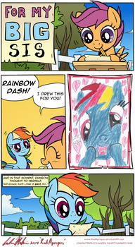 For my Big Sis by RedApropos