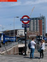 Gants Hill by TPJerematic