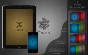 Taino wall pack by Draco23hack