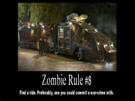 Zombie Rules 8 by psbox362