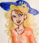 Fifties style annabeth by campHB2010