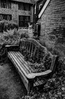 A bench for the ghosts by aglezerman