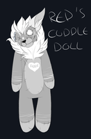 Red's cuddle doll by Z-A-D-Y