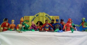 The Last Supper by CarlHoward