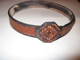 Celtic headband by akinra-workshop