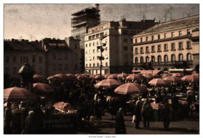 One day in Zagreb by hrvojemihajlic