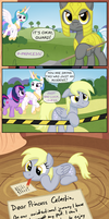 Return to Equestria - Page 22 (last page) by moemneop