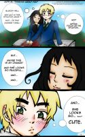 UKPH 1 - Thinking About You pg. 1 by MysteriousDarkness21