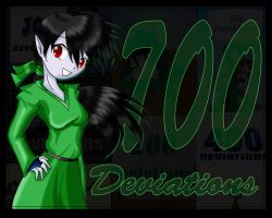 700 Deviations by GhostHead-Nebula