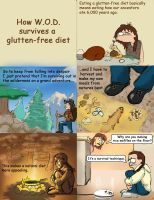 Gluten-free Survival Technique by Swashbookler