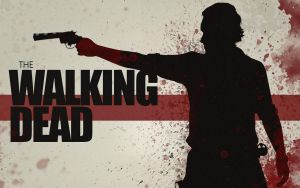 The Walking Dead - Rick Wallpaper by SophieAuditore