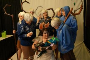 Taiyou Con 2013 - Jack Frost Everywhere by Agam720